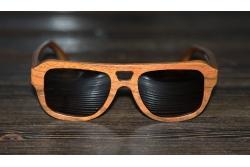 Солнечные очки из дерева
