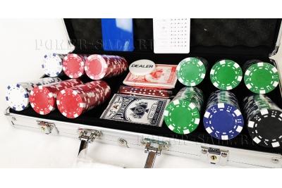 DICE 300 - покерный набор
