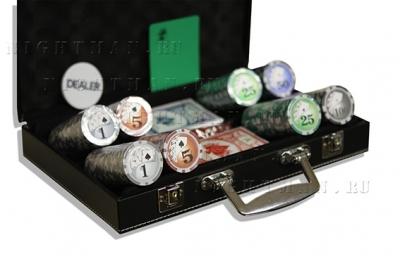 Royal Flash 200L - покерный набор