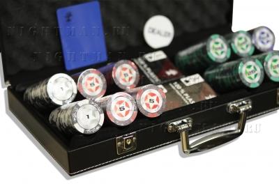STARS 300L - покерный набор
