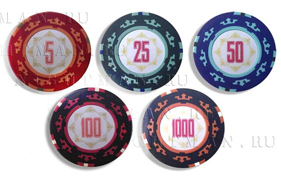 """Покерный фишки """"Casino Royal"""""""