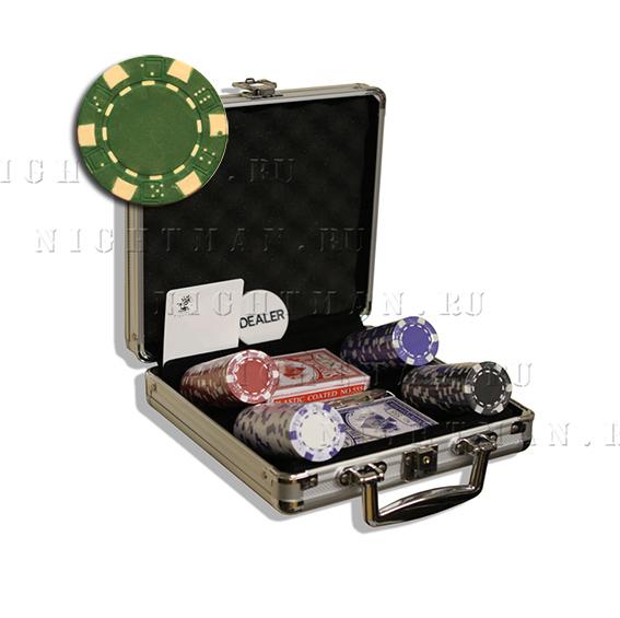 DICE 100 - Покерный набор