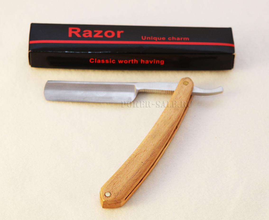 Опасная бритва Topman Razor. Арт. RRW1601