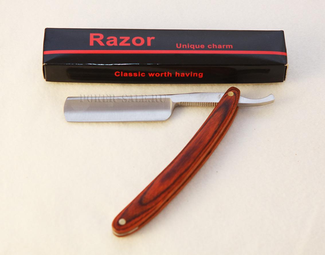 Опасная бритва Topman Razor. Арт. RRW1604