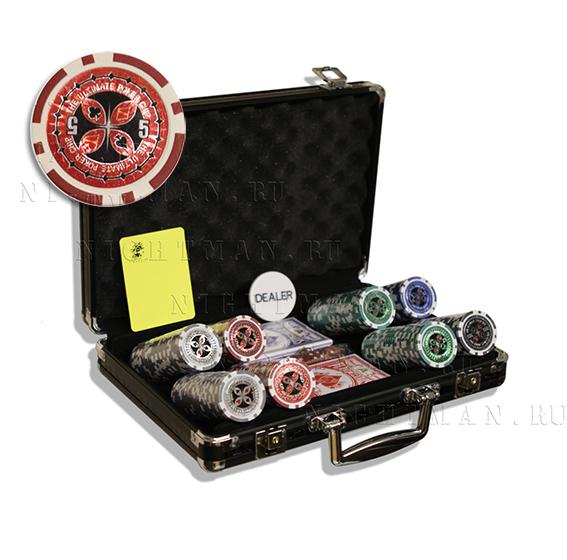 Ultimate 200 - покерный набор