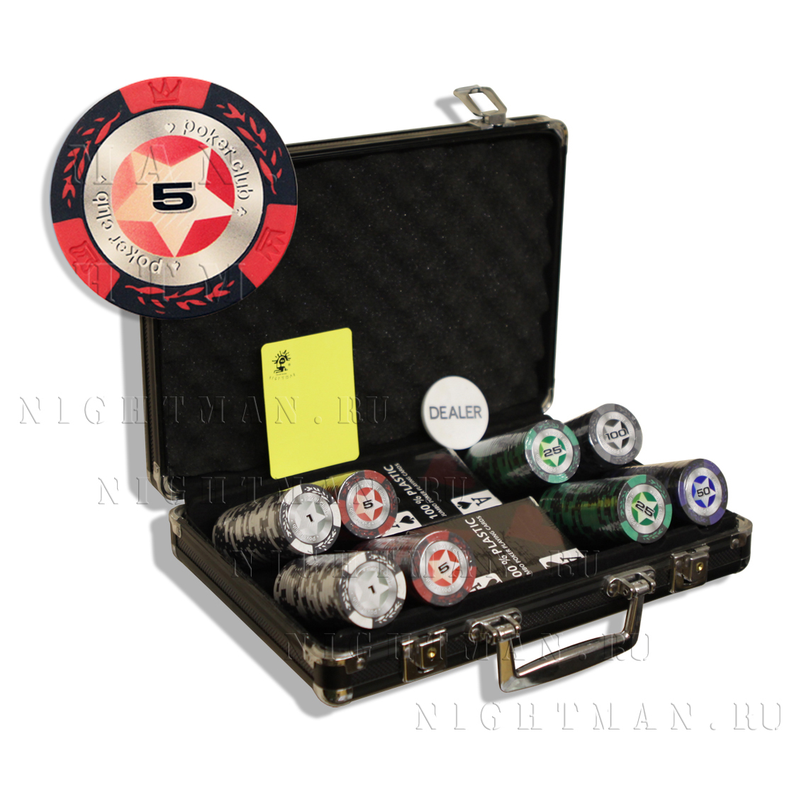 STARS 200 - покерный набор