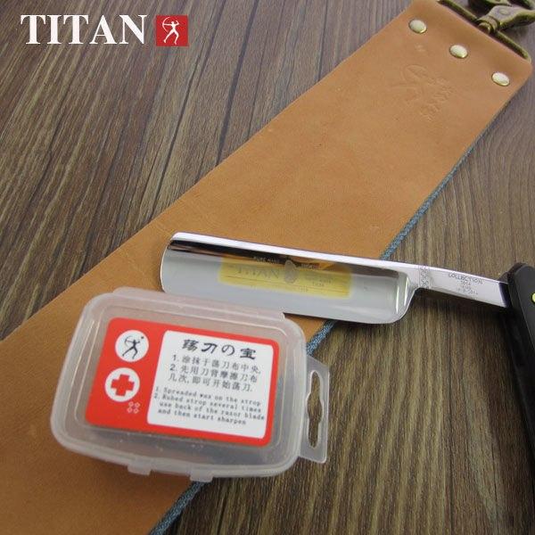 Воск для правки опасных бритв TITAN. Арт. 110662