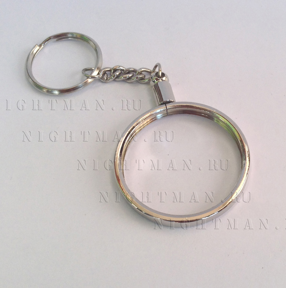 Кольцо-брелок