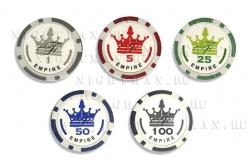 Empire 500 - покерный набор