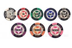 STARS 300 - покерный набор